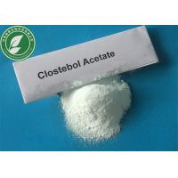 Quality 99% Steroid Powder Clostebol Acetate Turinabol For Muscle Mass CAS 855-19-6 wholesale