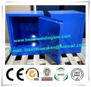 Fireproof 4 Gal Hazardous Waste Storage Cabinets Corrosion Proof