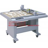 Sandblast Stencil Mask Flatbed Cutting Plotter Table CNC Control