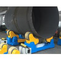 Quality Self Aligned Welding Rotator 20 Ton Driving Capacity Pipe Roller Industry Use wholesale