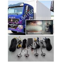 Buy cheap HD Camera Surround View Rear Parking Camera Monitor With 4 channel DVR, Bird View System from wholesalers