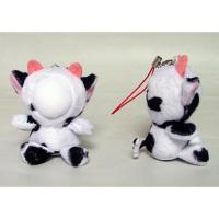 Supply 3d face doll -Cow