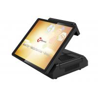 "Quality 15"" TFT LCD Touch Screen Pos System HM70 With Dual - Core Double Thread Processor wholesale"