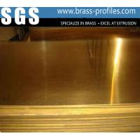 Best China Manufactured Brass For Construction High Quality Copper Flat Sheet wholesale