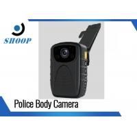 Quality 1080P Wireless Night Vision Body Camera , DVR Police Body Cameras Law Enforcement wholesale