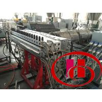 Quality Water Proof  PVC Foam Board Extrusion Line For Producing Fence / Railing wholesale