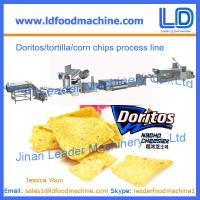 Quality Doritos/tortilla making machine, corn chips production line for sale wholesale