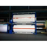 Quality Large Capacity Horizontal co2 Cryogenic Liquid Storage Tank wholesale
