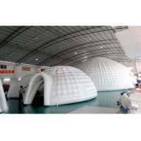 Buy cheap Wholesale Outdoor Customized Modern Design Large Inflatable Dome Tent For Event from wholesalers