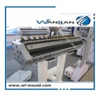 Extrusion sheet die for plastic sheet
