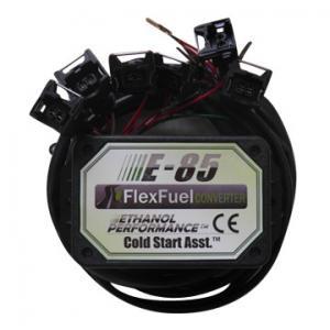 Best E85 CONVERSION KIT ETHANOL E85 KIT FUEL SYSTEM CONVERTER KIT WITH COLD START ASST., 6CYL wholesale
