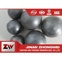 HRC 60-68 Hardness Grinding Steel Balls for Mining and Cement Plant Ball Milling