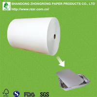 Best PE coated paper for disposable lunch container lids wholesale