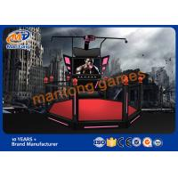 Indoor Arcade Game Machine Virtual Reality Gaming Platform For Shopping Mall