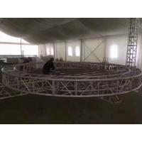 Quality Heavy Duty Aluminum Roof Truss System WIth PVC Material Roof Tent wholesale