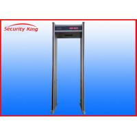 Best Walk Through Metal Detector Body Scanner XST-F24 With Password Management wholesale
