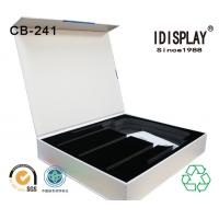 Best High End Rigid Cardboard Magnetic Closure Gift Box With Cut Out Eva / Foam Insert For Phone wholesale