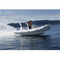 Best Rigid Bottom Inflatable Boat , Inflatable Pontoon Fishing Boats With Motors wholesale