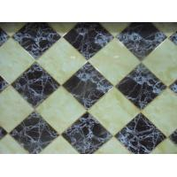 Cheap Anti UV Interlocking Decorative PVC Wall Panels Artificial Stone Marble for sale