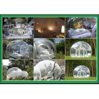 Best Diameter 3 m PVC Inflatable Outdoor Tent Transparent Bubble For Party wholesale