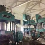 Quality Y71 200T BMC Compression Molding Press Oil Hydraulic Drive PLC Control wholesale