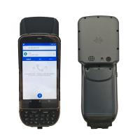 Quality 4G LTE Android Handheld RFID Reader Writer 5.0 Inch Capacitive Touch Screen wholesale