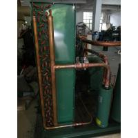 Quality Bitzer Restaurant Refrigeration Condensing Unit 25HP With Air Cooling Low Temperature wholesale
