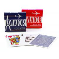 Quality Aviator Pinochle Marked Card Deck / Invisible Spy Playing Cards For Poker Cheat wholesale
