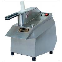 Quality Vegetable Slicer Food Processing Equipments 220V Stainless Steel wholesale