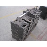 Quality Steel - Concrete 25*36 pcs Counter Weight of Working Suspended Platform Parts wholesale