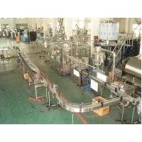 Best 5KW 2000KG Juice Production Line / Beverage Bottling Equipment For Food Industry wholesale