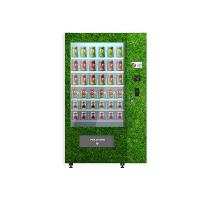 Best Egg Vegetables Salad Belt Conveyor Combo Elevator Vending Machine Remote Controlled wholesale