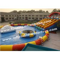 Best Inflatable Backyard Water Parks wholesale