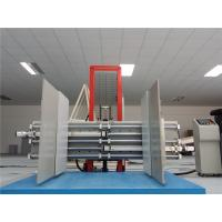 Quality 400-3000Lb ISTA Packaging Clamp Force Lab Testing Machine / Lab Testing Equipment With ASTM D6055 wholesale