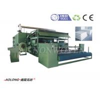 High Technology Full Automatic Wadding Machine For Filter Material 700kg/h