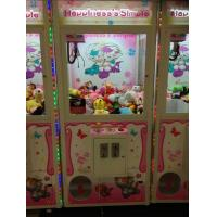 2014 new coin operated or bill acceptor arcade toy story crane parts machine game machine