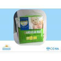 Printed Disposable Baby Diapers Soft Care Cartoon Patterned Disposable Diapers