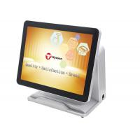 """Best 5 Wire 15"""" Touch Screen Pos System HM65 With Dual - Core Double Thread Processor wholesale"""