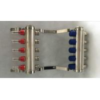 "1"" Port  Manual Pex Radiant Heat Manifold Water Medium 2 To 13 Ports"
