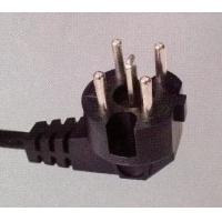 Quality Kema approved 5-pin plug, Holand/Netherlands power cord wholesale