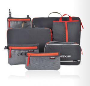 Best Traveling Packing Cubes Clothes Underwear Organizer Storage Bag in Bag 7pcs/set wholesale