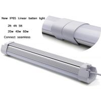 Best New suspended &ceiling  IP65 LED Linear light 5ft 6000k dimming wholesale