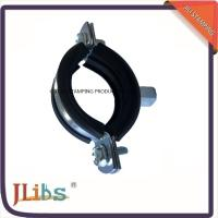 Best Welding Type Pipe Support Clamps With Hex Nut Vertical Pipe Support Bracket Corrosion Resistance wholesale