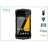 Best SJ9 IP68 Smartphone 5.5inch Android 7.0os with Fingerprint IR QI charge wholesale