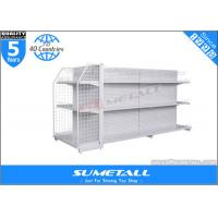 Best Grey Store Display Fixtures / Shop Display Stands For Pharmacy & Drug Stores wholesale