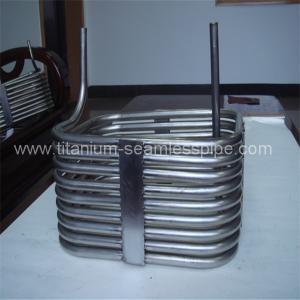 Stainless steel Laser evaporator coil/ titanium Laser evaporator coil