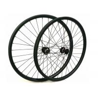 Light Weight Mountain Bike Wheels With Anti Pull Carbon Fiber , Lightest Mtb Wheelset