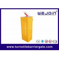 Quality Economic Parking Barrier Gate System / Manual Release Electronic Boom Barrier Security wholesale