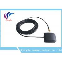 Ceramics Navigation Auto GPS Antenna SMA Male Connector RG174 3 Metre Cable