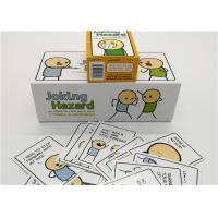 Lovely Joking Hazard Card Game With Color Box Unique Design 360pcs